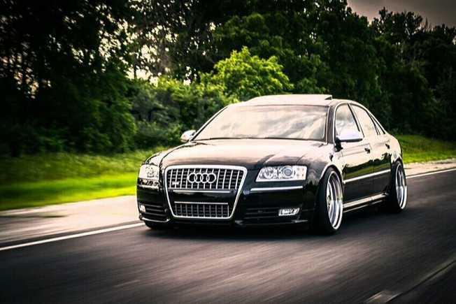 Audi A8, 2004 год, 888 000 руб.