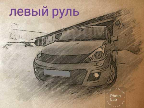 Nissan Tiida, 2010 год, 471 000 руб.