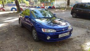 Белогорск Corolla Levin 1999