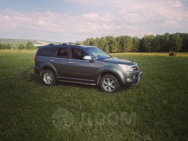 Great Wall Hover H3, 2009 год, 490 000 руб.