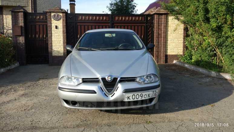 Alfa Romeo 156, 2001 год, 220 000 руб.