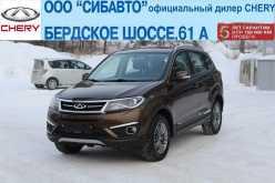 Новосибирск Tiggo 5 2017