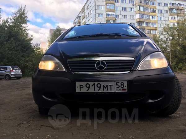 Mercedes-Benz A-Class, 2003 год, 260 000 руб.
