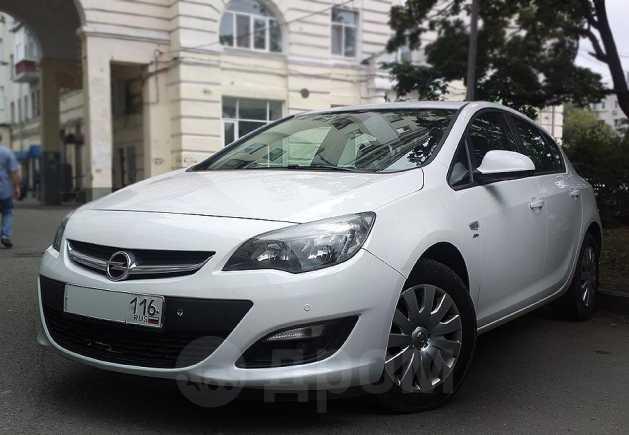 Opel Astra, 2014 год, 530 000 руб.