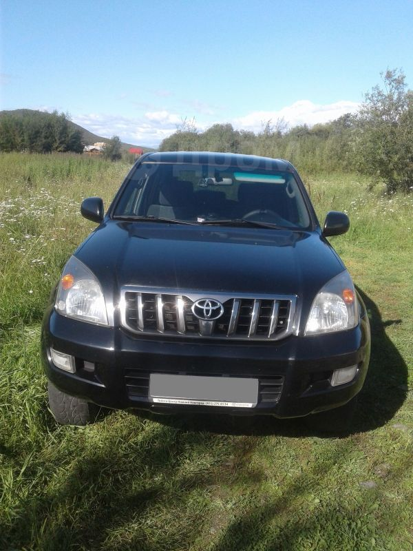 Toyota Land Cruiser Prado, 2008 год, 1 400 000 руб.