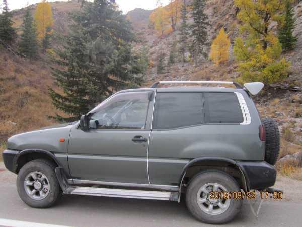 Nissan Terrano II, 1994 год, 260 000 руб.
