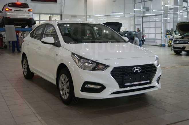 Hyundai Solaris, 2018 год, 898 000 руб.