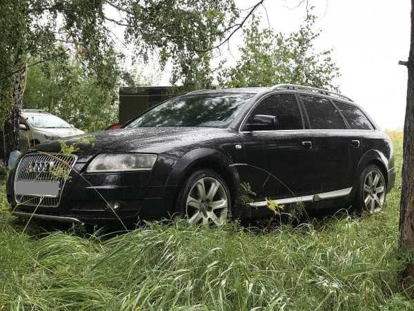 Audi A6 allroad quattro, 2007 год, 730 000 руб.