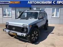 Нижний Новгород 4x4 2131 Нива 2013
