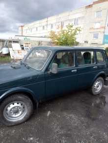 Татарск 4x4 2131 Нива 2002