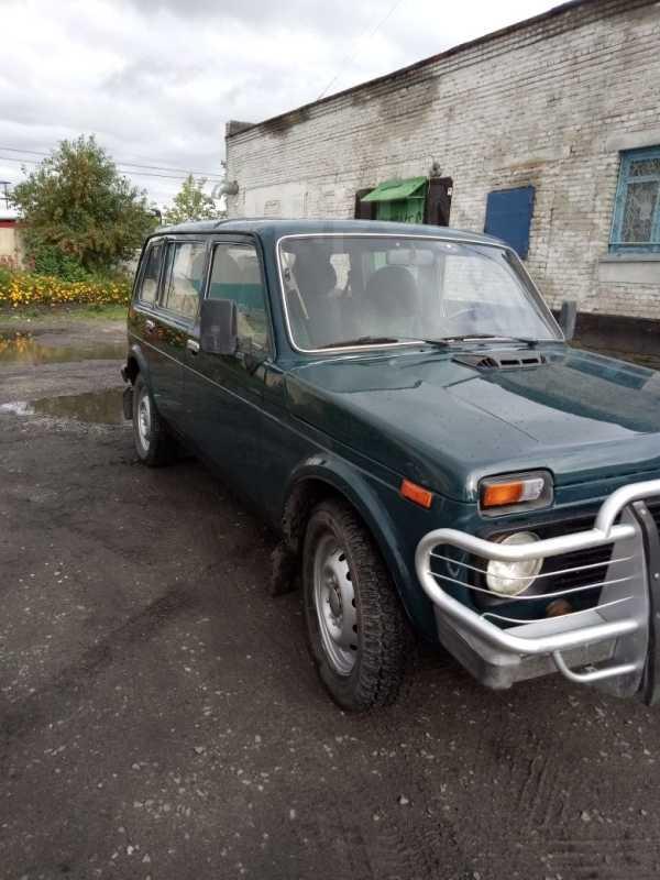 Лада 4x4 2131 Нива, 2002 год, 170 000 руб.