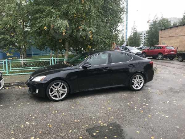 Lexus IS220d, 2009 год, 649 999 руб.