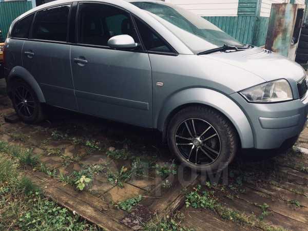 Audi A2, 2002 год, 320 000 руб.