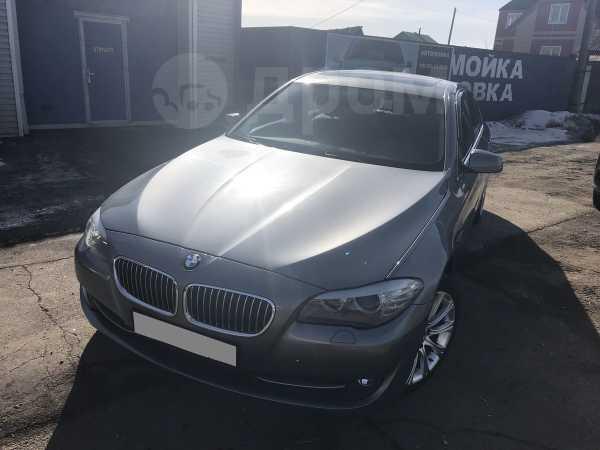 BMW 5-Series, 2011 год, 1 190 000 руб.