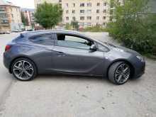 Миасс Astra GTC 2012