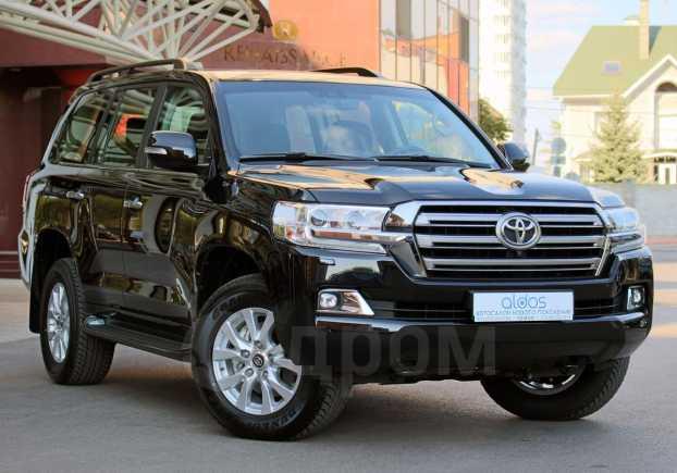 Toyota Land Cruiser, 2018 год, 4 890 000 руб.