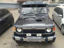 Хабаровск Pajero 1990