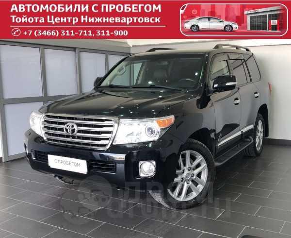 Toyota Land Cruiser, 2014 год, 2 855 000 руб.