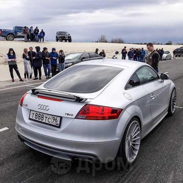 Audi TT, 2008 год, 1 100 000 руб.