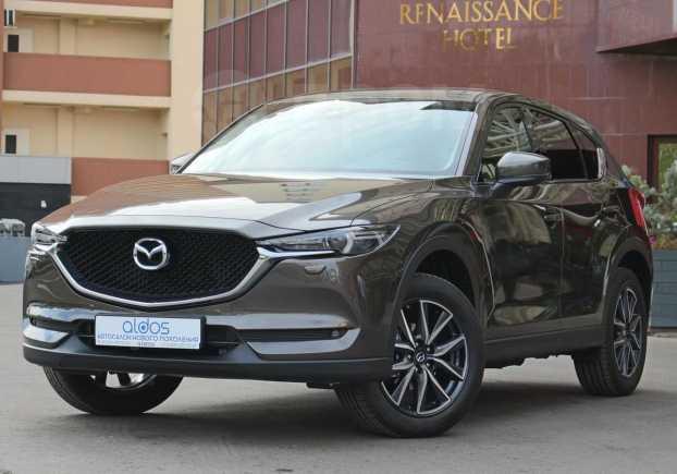 Mazda CX-5, 2018 год, 2 015 000 руб.