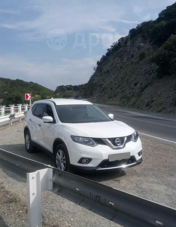 Nissan X-Trail, 2017 год, 1 590 000 руб.