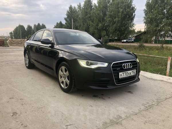 Audi A6, 2012 год, 1 072 000 руб.