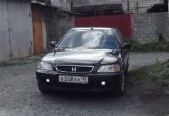 Владикавказ Civic 1997