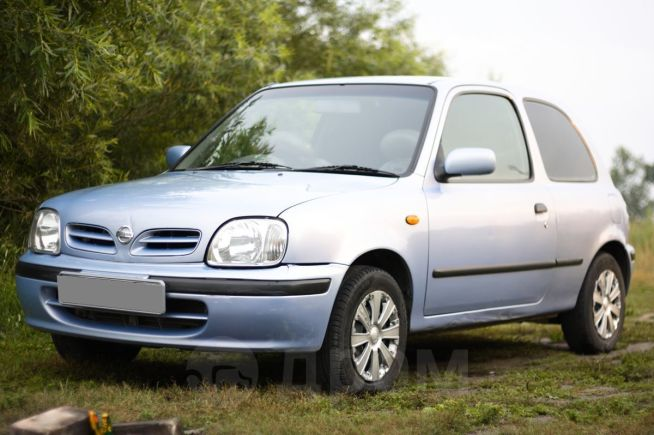 Nissan March, 2001 год, 185 000 руб.