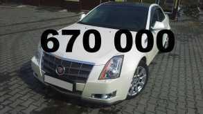 Междуреченск Cadillac CTS 2009