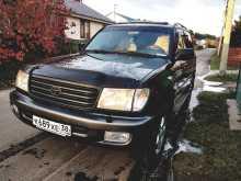 Железногорск-Илим... Land Cruiser 2000