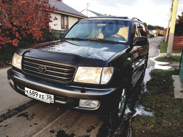 Toyota Land Cruiser, 2000 год, 1 200 000 руб.