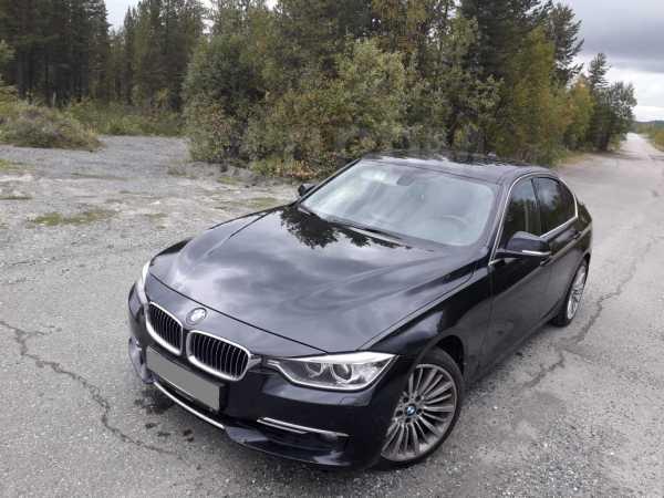 BMW 3-Series, 2012 год, 830 000 руб.