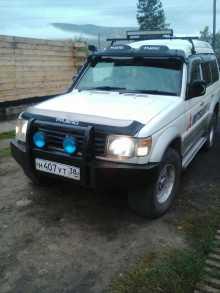 Усть-Кут Pajero 1991