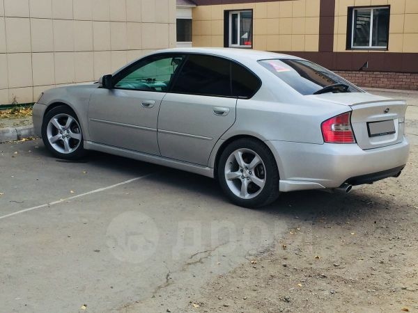 Subaru Legacy B4, 2003 год, 420 000 руб.