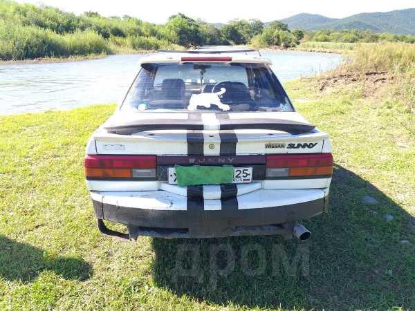 Nissan Sunny, 1986 год, 20 000 руб.
