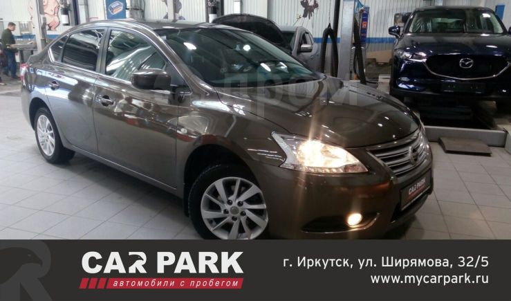 Nissan Sentra, 2016 год, 799 000 руб.