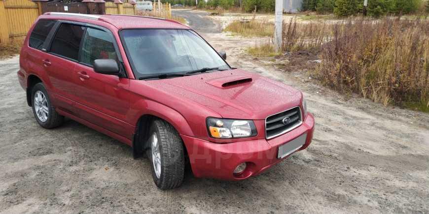 Subaru Forester, 2004 год, 485 000 руб.