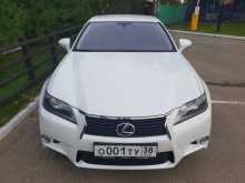 Иркутск Lexus GS350 2015