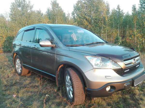 Honda CR-V, 2008 год, 670 000 руб.