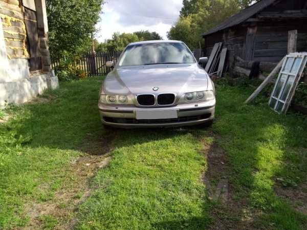 BMW 5-Series, 1999 год, 235 000 руб.