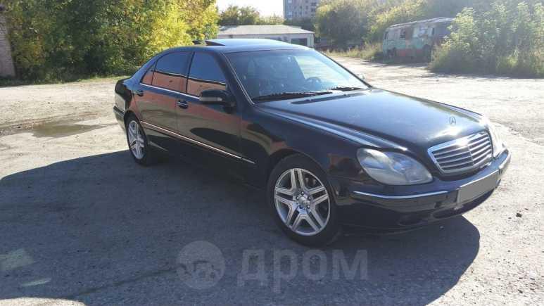 Mercedes-Benz S-Class, 1998 год, 320 000 руб.