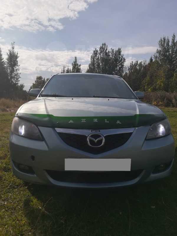 Mazda Mazda3, 2006 год, 255 000 руб.