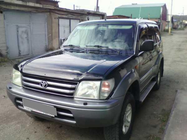 Toyota Land Cruiser Prado, 1999 год, 710 000 руб.