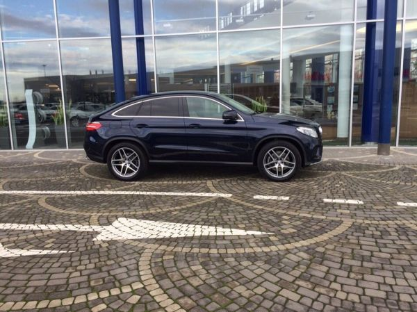 Mercedes-Benz GLE Coupe, 2015 год, 4 200 000 руб.