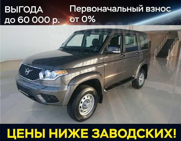 УАЗ Патриот, 2018 год, 713 400 руб.
