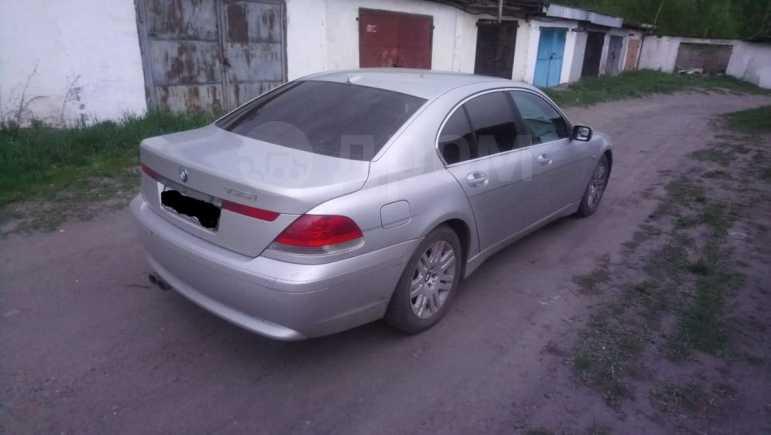 BMW 7-Series, 2002 год, 300 000 руб.