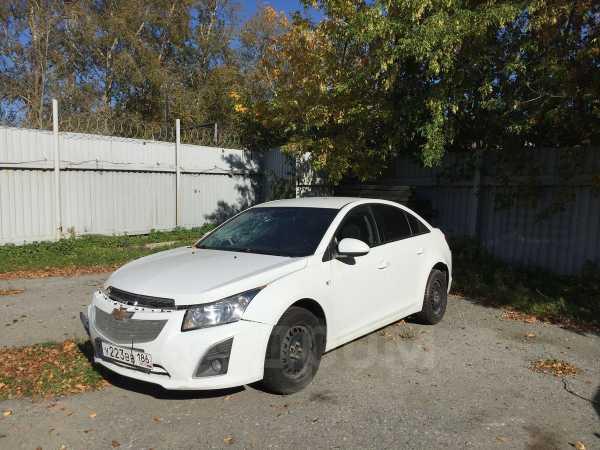 Chevrolet Cruze, 2013 год, 280 000 руб.