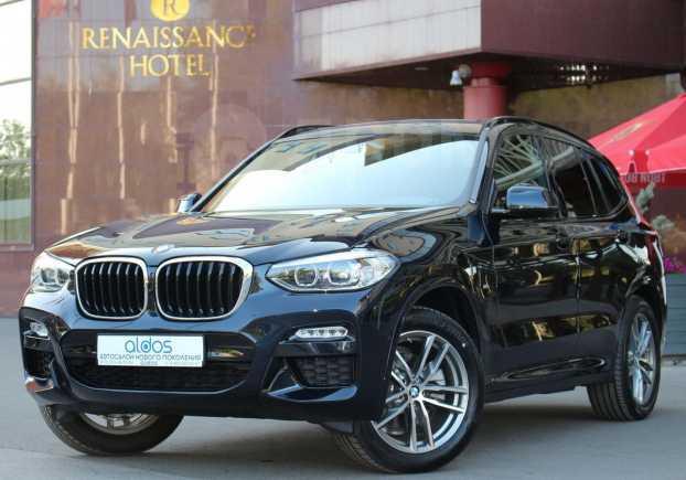 BMW X3, 2018 год, 3 100 000 руб.