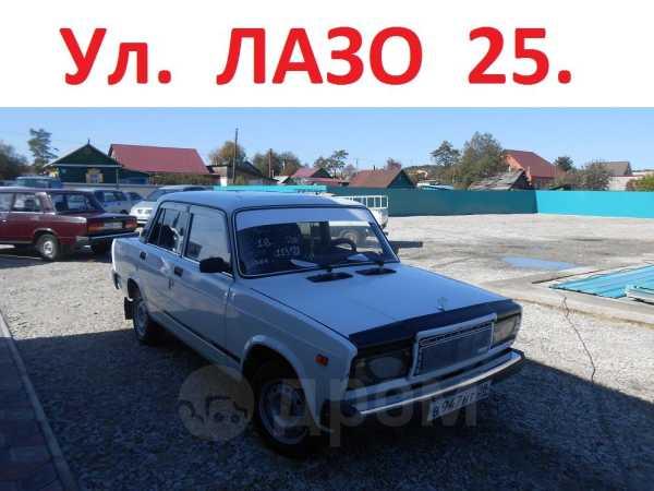 Лада 2107, 2010 год, 113 333 руб.