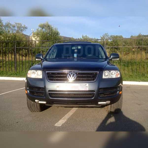 Volkswagen Touareg, 2004 год, 680 000 руб.